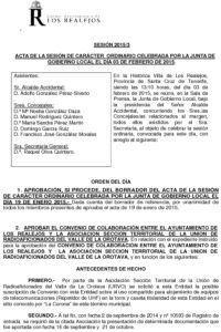 03. Acta Junta de Gobierno Local 03.02.2015