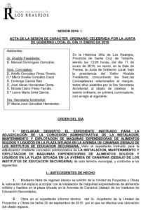 01. Acta Junta de Gobierno Local 11.01.2016