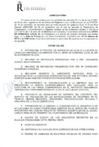 04. Convocatoria Junta de Gobierno Local 22.02.2016