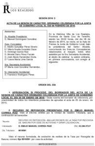 03. Acta Junta de Gobierno Local 08.02.2016