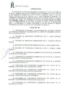 07. Convocatoria Junta de Gobierno Local 21.03.2016