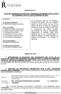 04. Acta Junta de Gobierno Local 22.02.2016