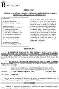 07. Acta Junta de Gobierno Local 21.03.2016