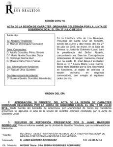 16. Acta Junta Gobierno Local 27.07.2016  Pdf