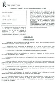 04. Convocatoria Pleno Ordinario 26.04.2017