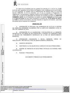 04. Convocatoria Junta Gobierno Local 19.02.2018