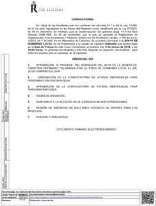 05  Convocatoria Junta Gobierno Local 05.03.2018.