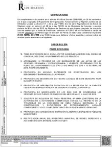 05. Convocatoria Pleno 25.04.2018.