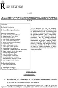 11. Acta Pleno Ordinario 30.07.2015