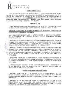 02. Convocatoria Pleno Ordinario 26.02.2015