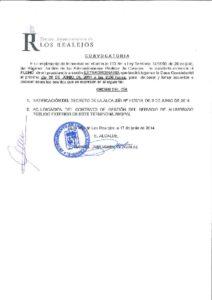 08. Convocatoria Pleno Extraordinario 20.06.2014