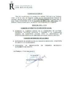 03. Convocatoria Pleno Extraordinario 17.03.2015