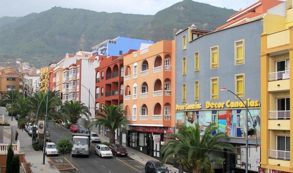 210813 Zona Comercial Abierta de Realejo Alto Avenida de Canarias