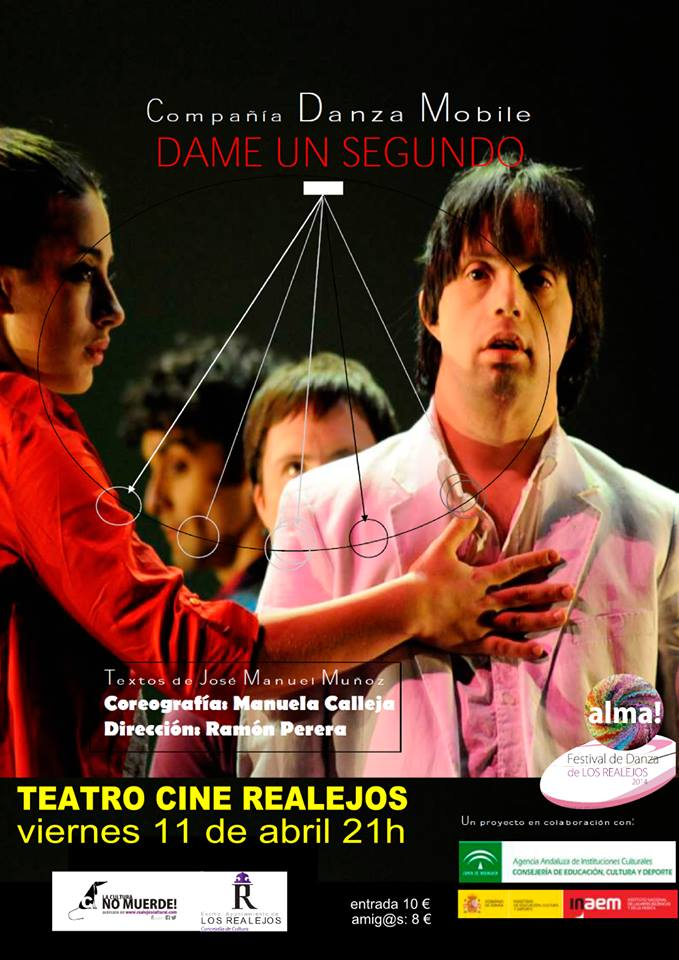 cartel danza mobile