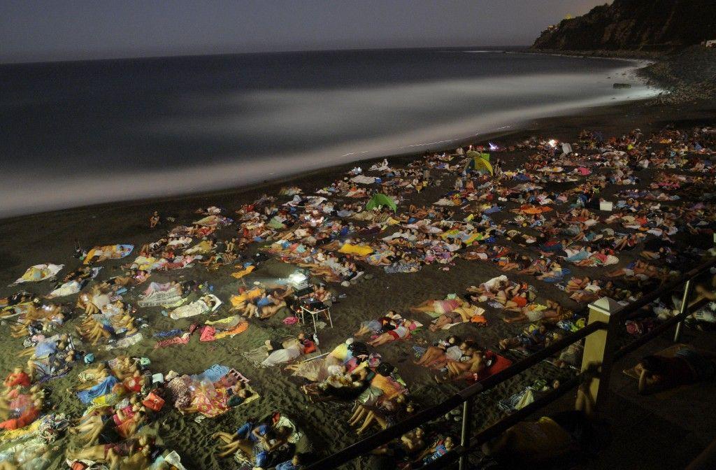 170813 Ciclo de cine al aire libre playa El Socorro 1