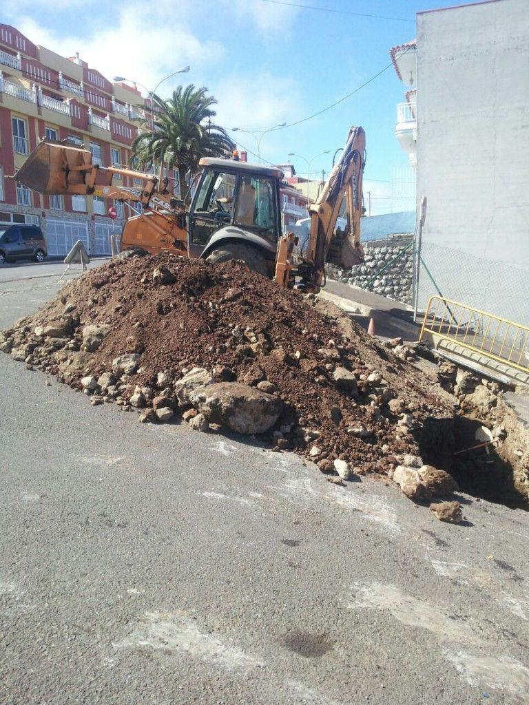 011014 Obra Calle La Cuadra Icod el Alto Plan de Barrios