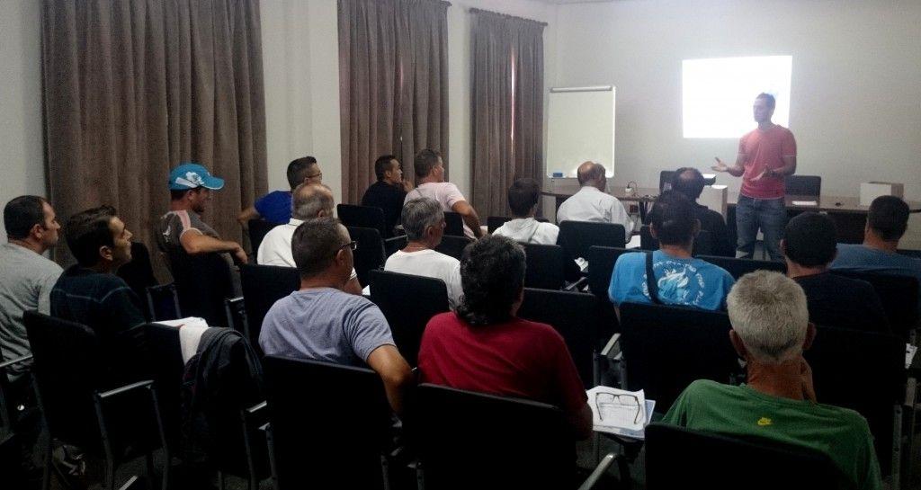 061014 Curso Tarjeta Profesional de la Construccion Casa de la Cultura