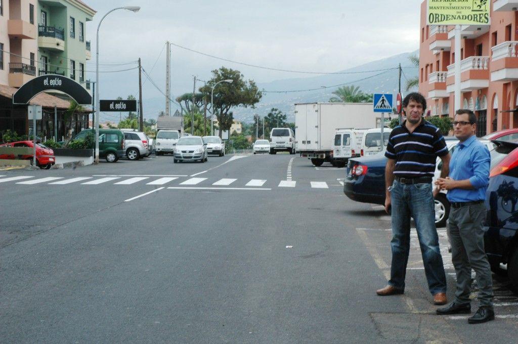 Carretera Los Barros