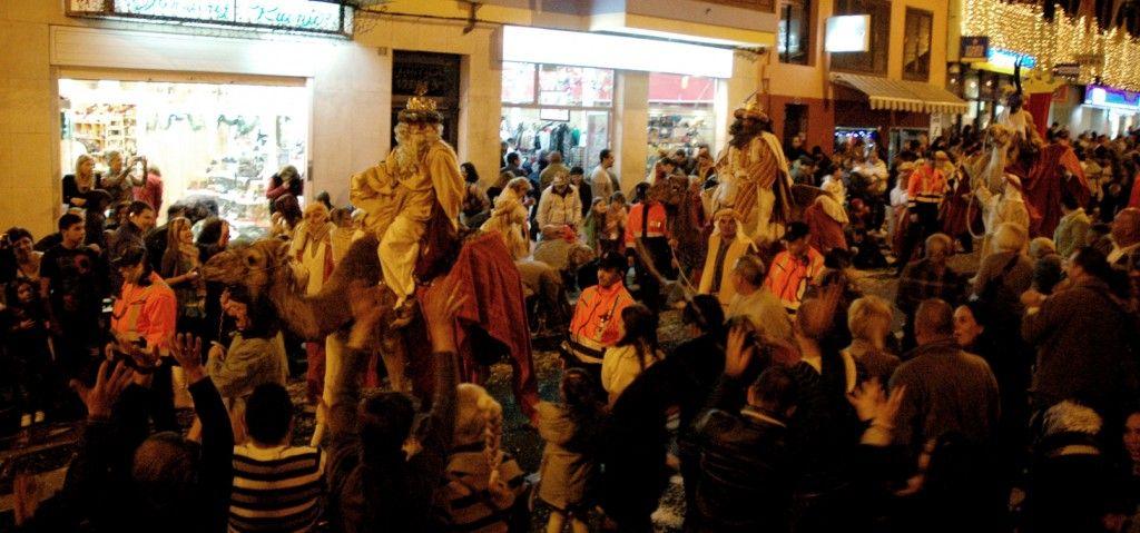 CABALGATA REYES 2012