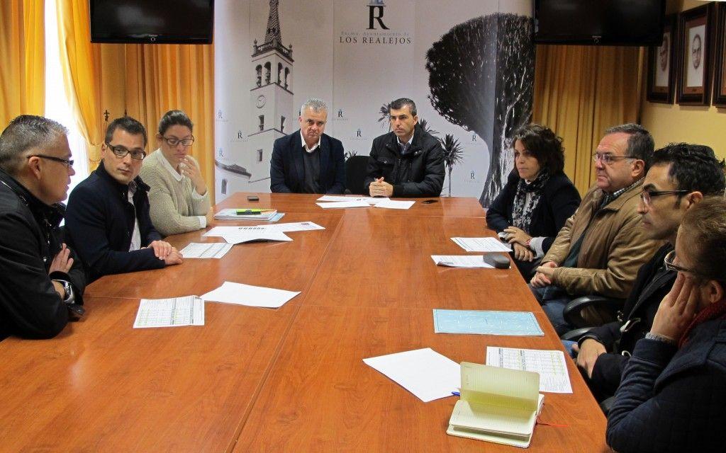 110215 Firma Funcanorte con alcalde Adolfo y alcalde de Icod