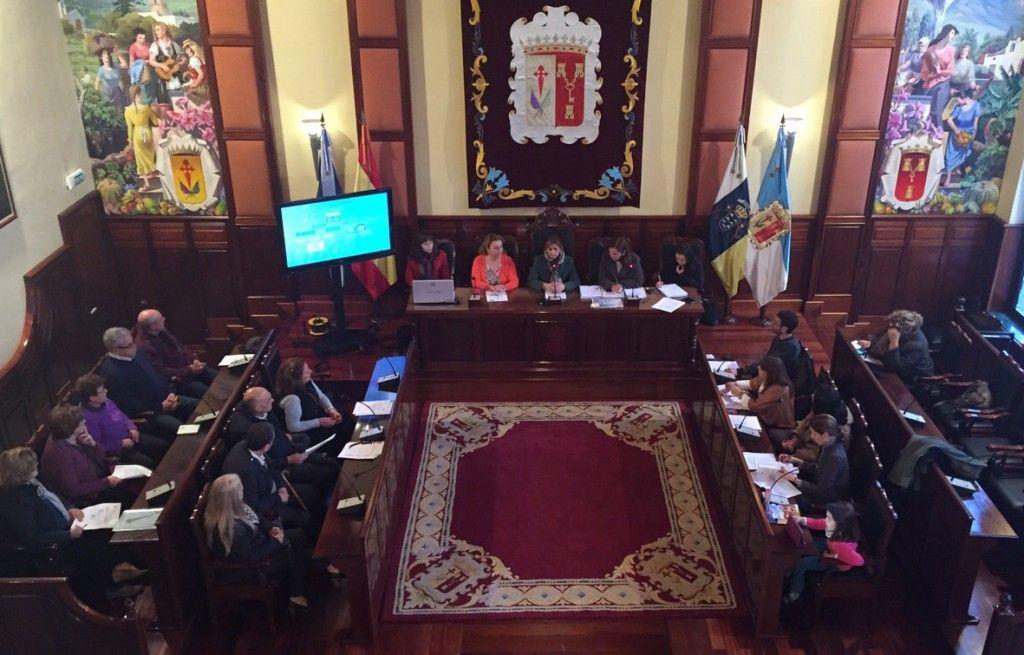 240215 Consejo Municipal de Servicios Sociales