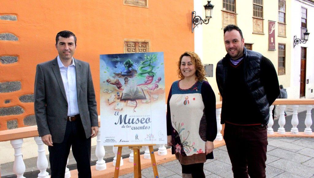 EL MUSEO DE LOS CUENTOS 2015