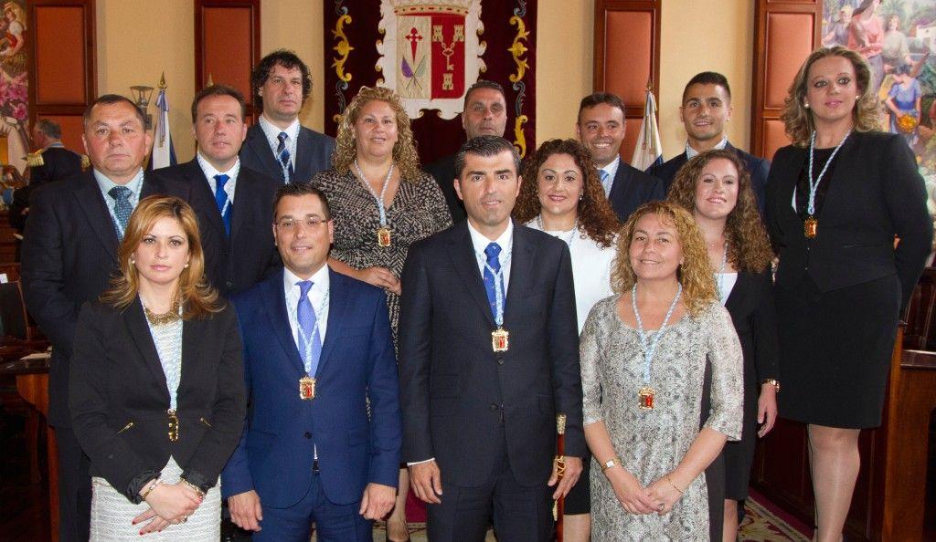 130615 Equipo de gobierno 2015 2019