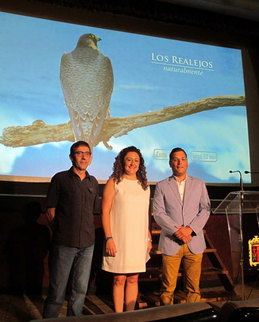 170715 Presentacion audiovisual Los Realejos naturalmente Adolfo Carolina Pedro Felipe Acosta1