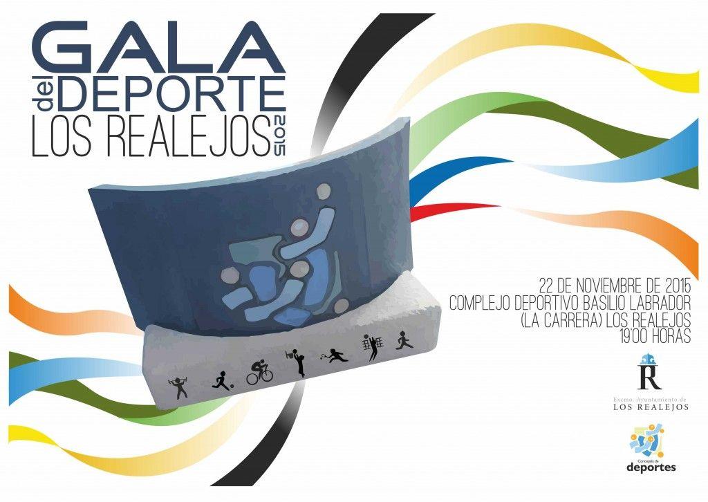Cartel Gala del Deporte 20151