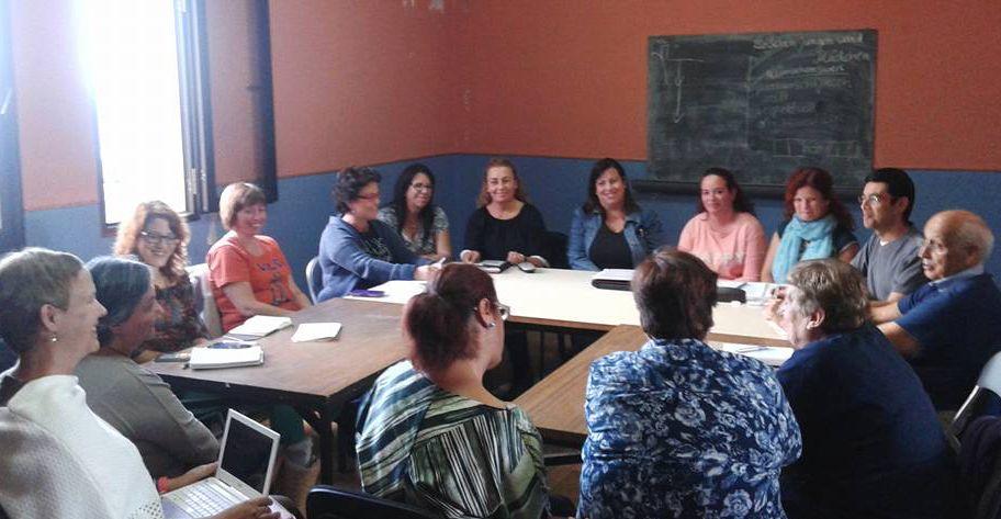 Reuniones consejos de barrio de participacion ciudadana archivo Toscal Longuera