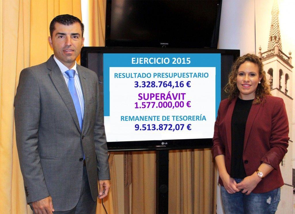 010416 Alcalde y Laura Lima liquidacion presupuesto 2015