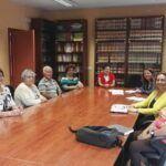 060716 Reunión coordinación asociaciones de mayores