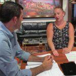 260816 Reunión alcalde y concejala Olga ayudas al alquiler de viviendas