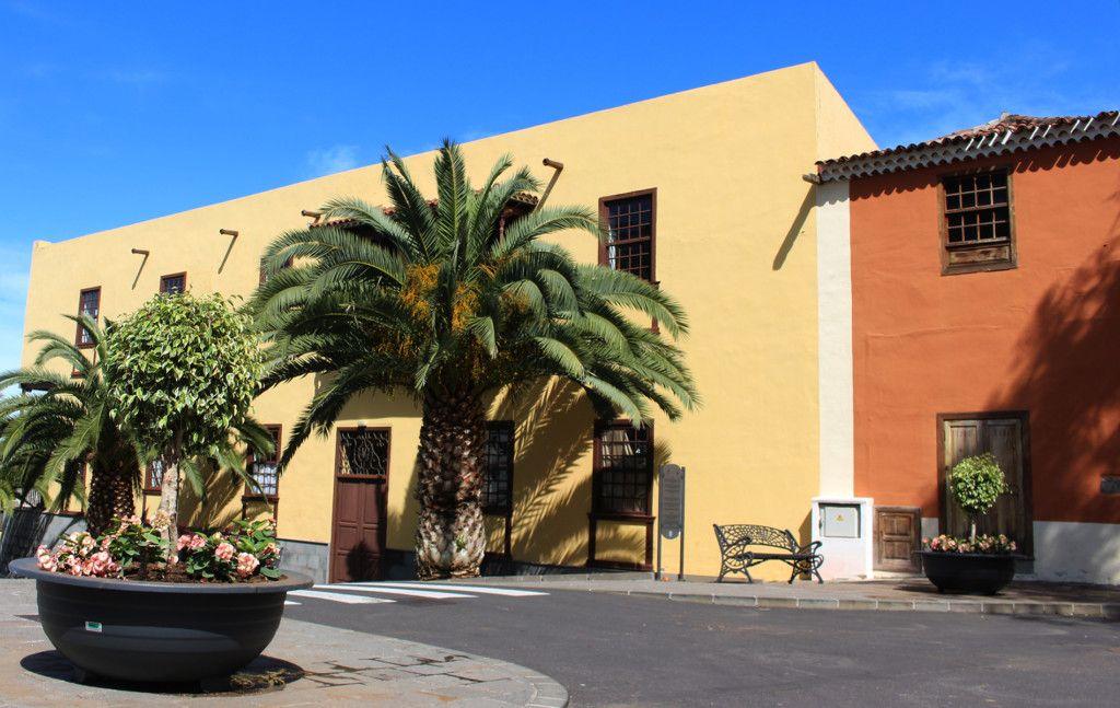 150217 Embellecimiento mobiliario urbano Casa de La Parra Realejo Bajo