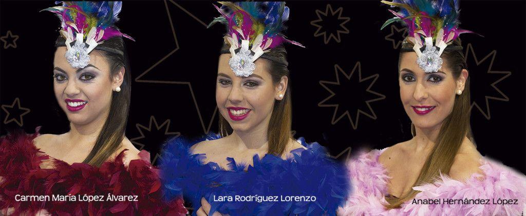 candidatas carnaval realejos fecebook