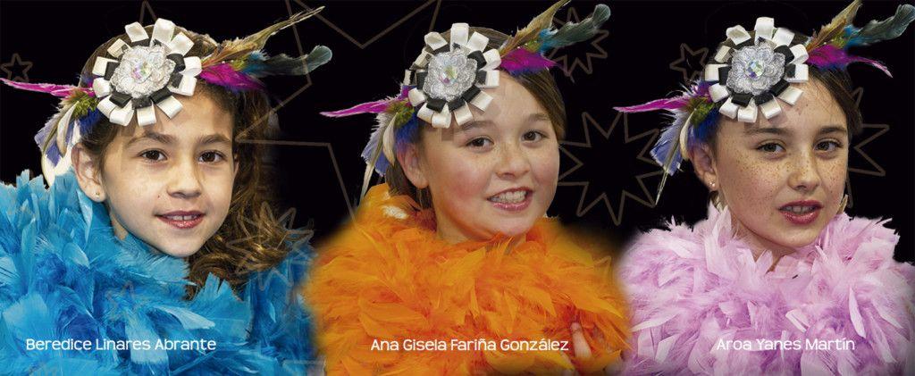 candidatas reina infantiles facebook