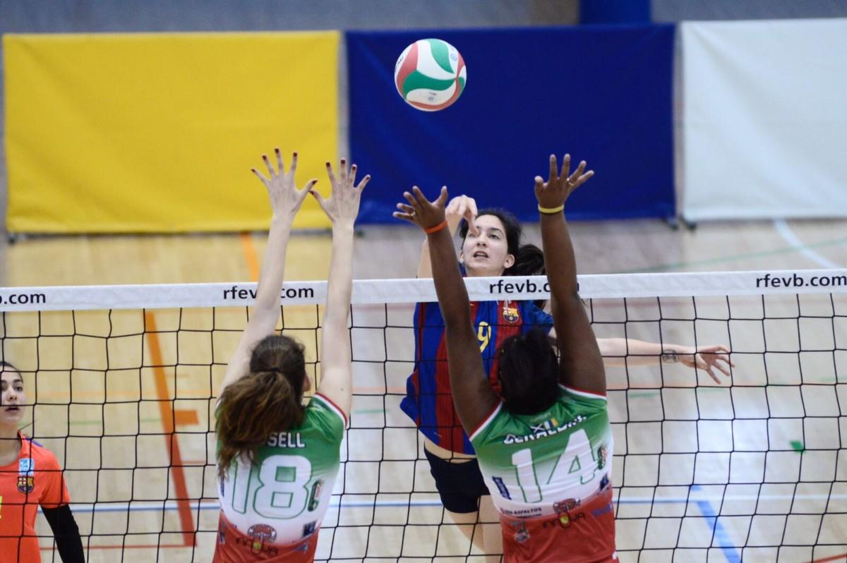 050317 Superliga Femenina de Voleibol Los Realejos 2