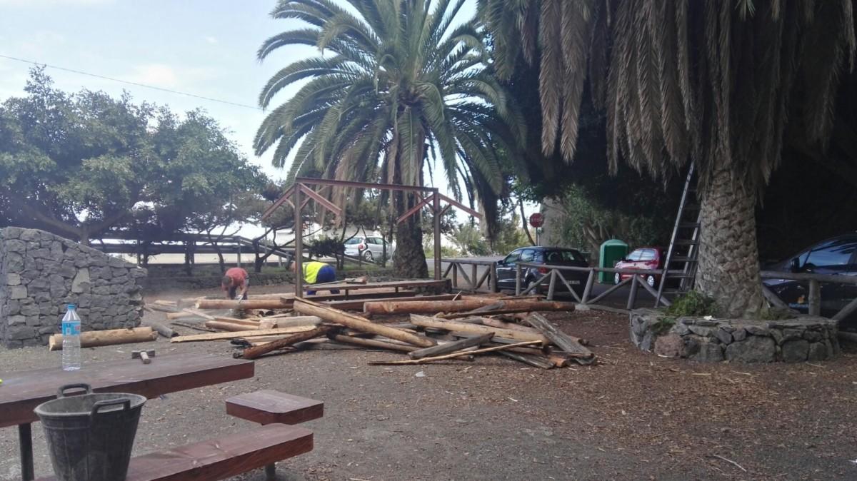060317 Mejoras y acondicionamiento Barranco de Ruiz 2