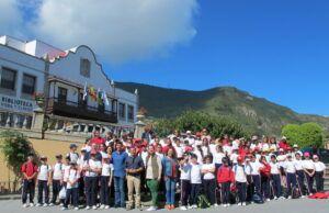 100517 Visita Descubre Los Realejos alumnos Santa Rosa de Lima