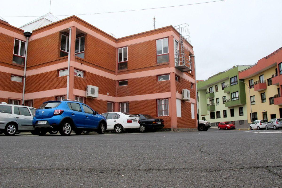080917 Trasera Casa de las Artes Plan de Barrios