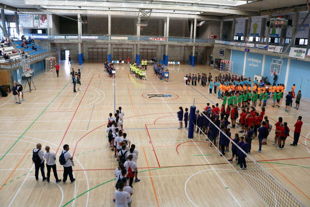 101117 Jornada inaugural V Miniolimpiadas Escolares 2