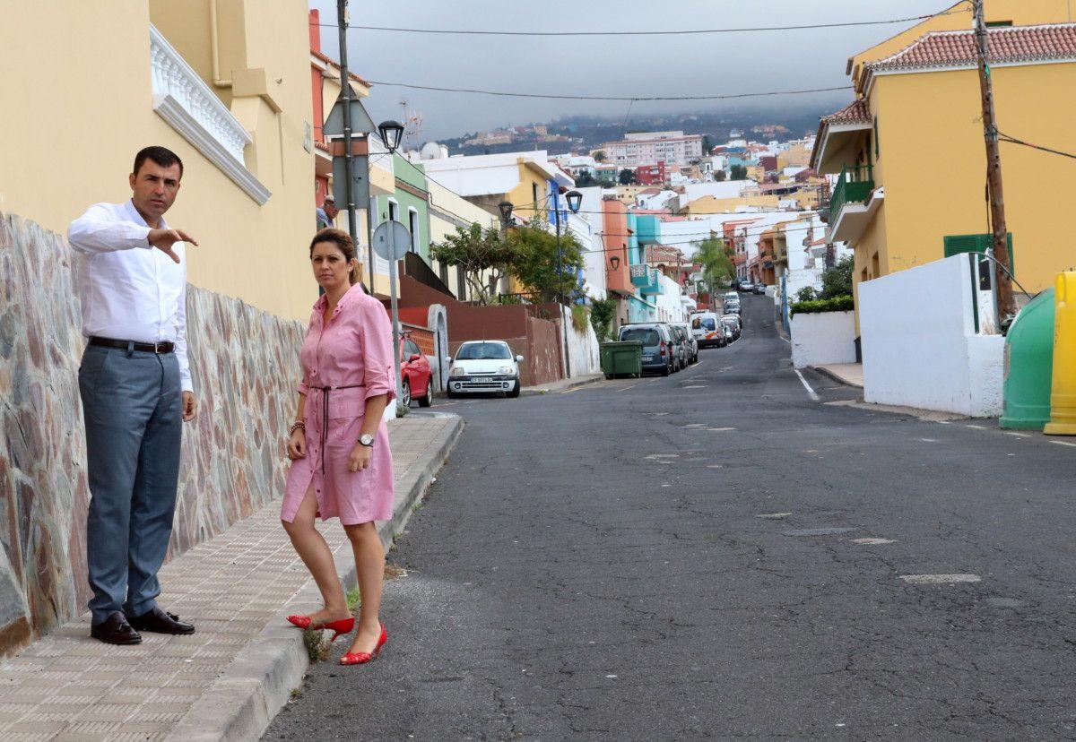 171117 Obra carretera San Vicente Plan de Barrios