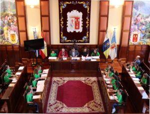 201117 Pleno Consejo Municipal de la Infancia y la Adolescencia