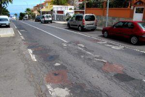 Recurso carretera El Castillo