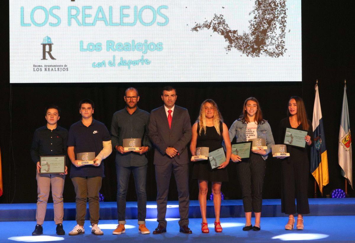 021218 Galardonados Gala del Deporte 2018 web
