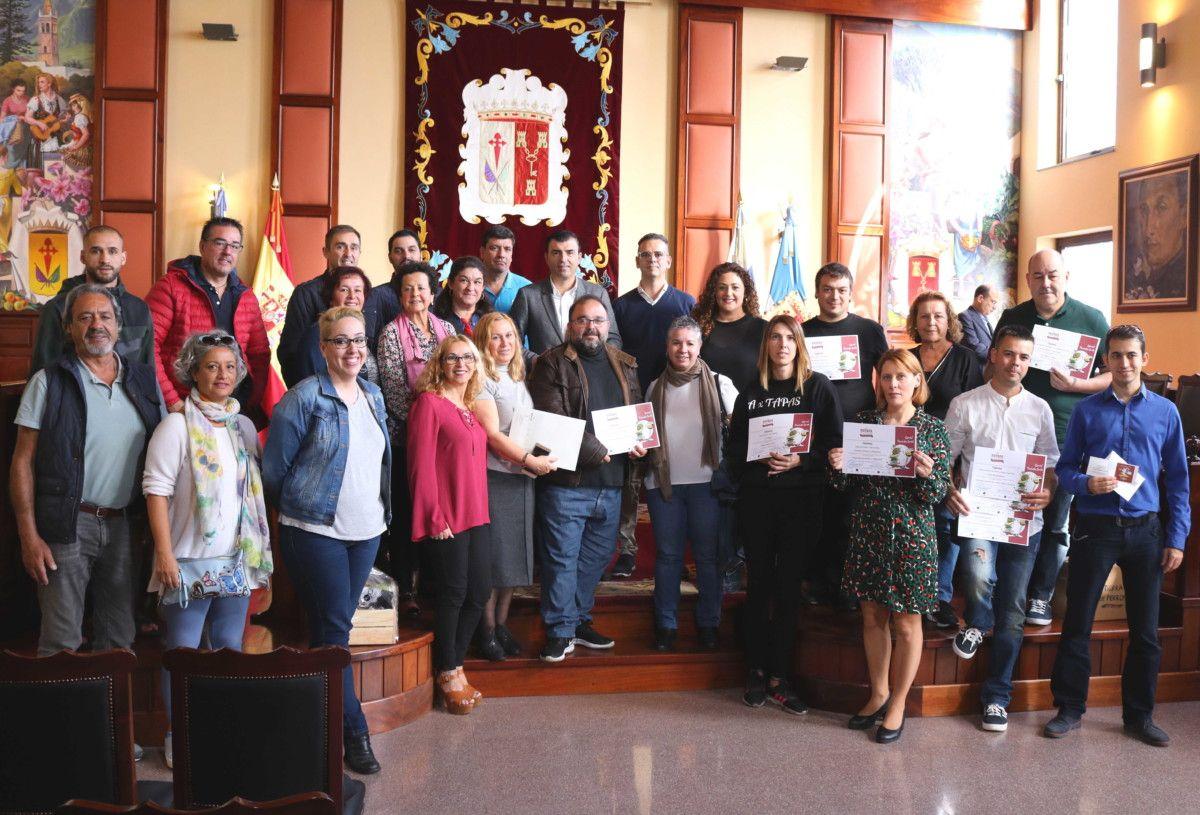 171218 Foto de familia participantes y premiados PAtaPA 2018 web