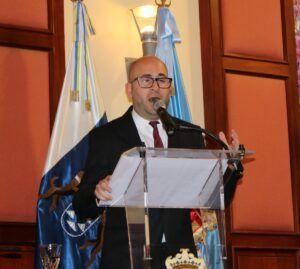 250419 Samuel Fumero pregonero Fiestas de Mayo 2019 web