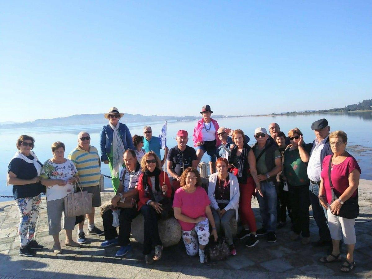 041018 Viaje Turismo Social Mayores Galicia 2018