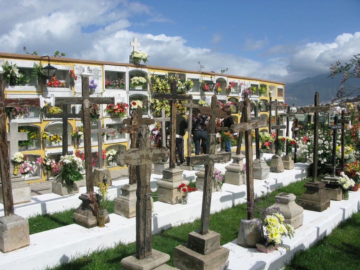 finados cementerio de San francisco