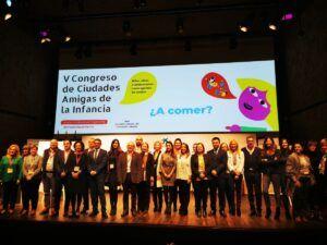 Noviembre 2019 V Congreso Nacional de Ciudades Amigas de la Infancia 4
